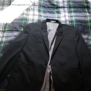 Express sz 40 S skinny fit suit jacket